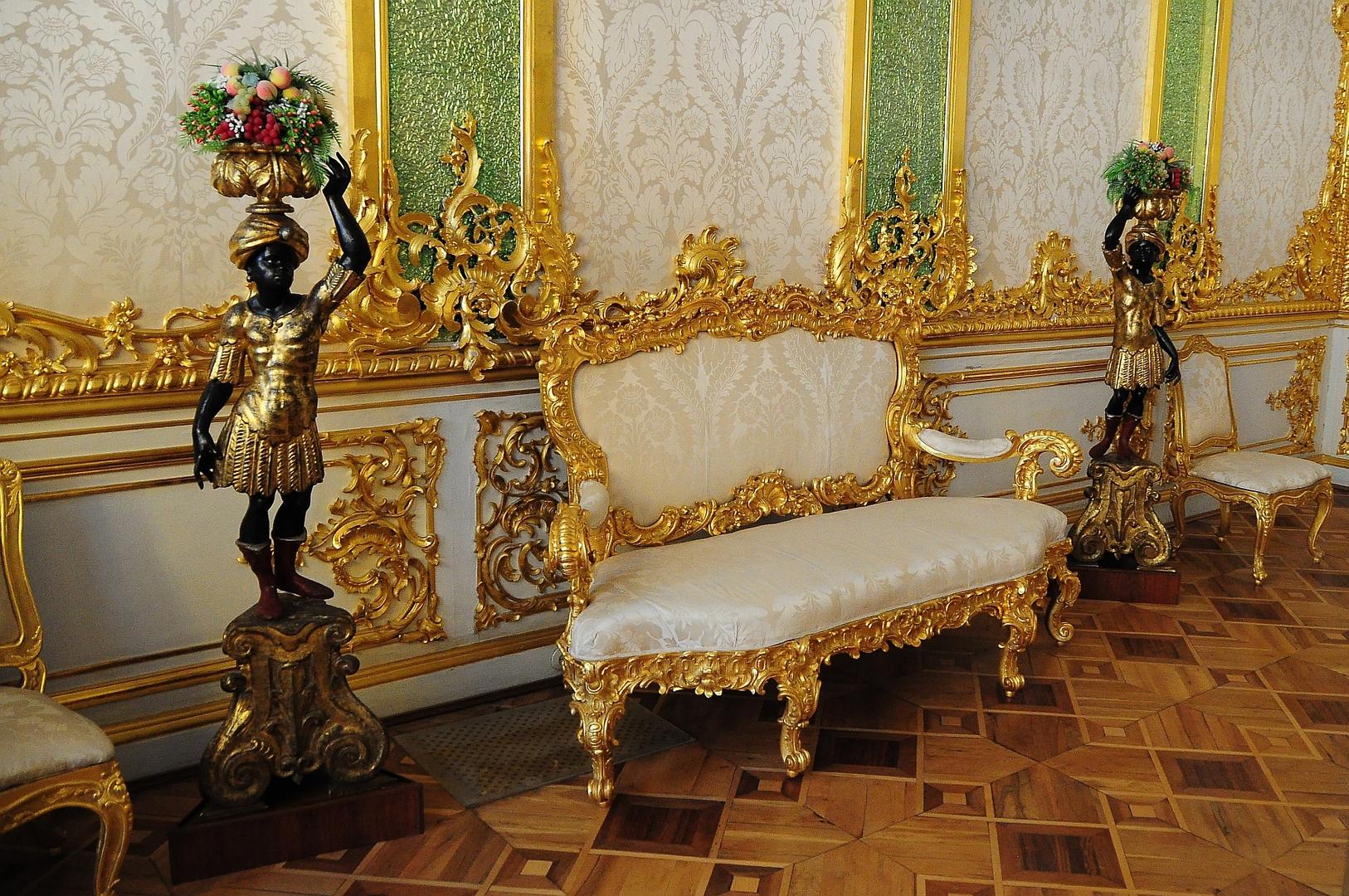 St. Petersburg (12) - Katharinen-Palast, Puschkin