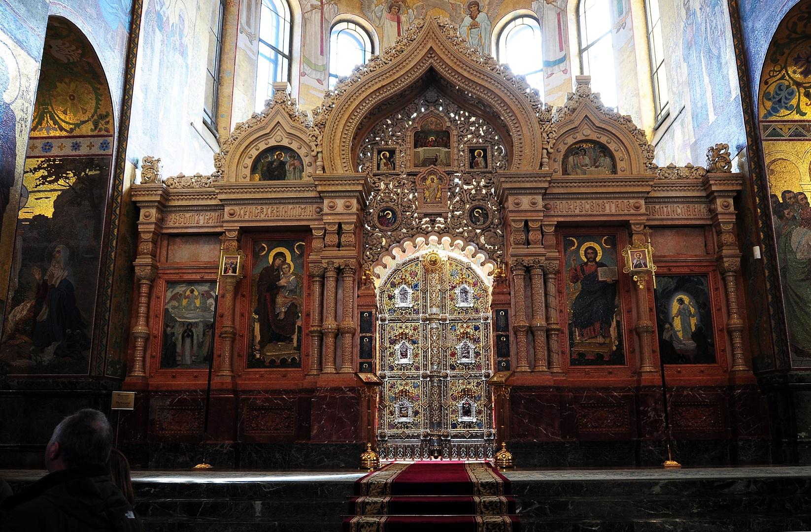 St. Petersburg (18) - Blutkirche