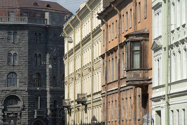 St. Petersburg - Architekturstudie