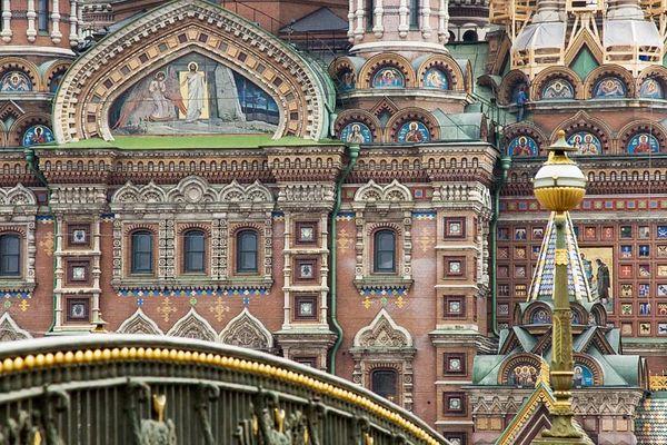 St. Petersburg - Erlöserkirche