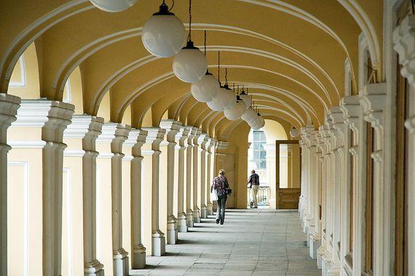 ST. Petersburg - Gasthof am Nevski Prospekt