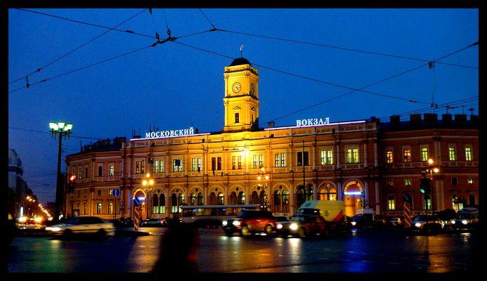 St. Petersburg - Nitetime