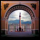 St. Petersburg - Winterpalast