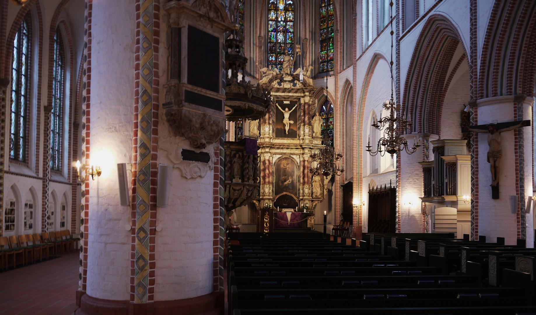 St.-Petri-Kirche in Buxtehude