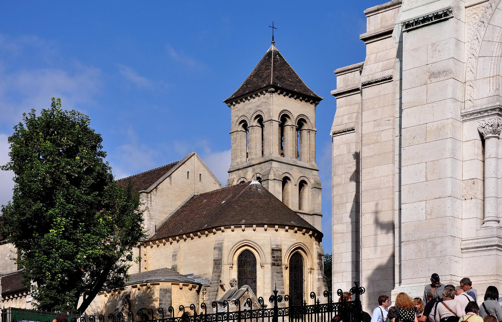 St.-Pierre de Montmartre