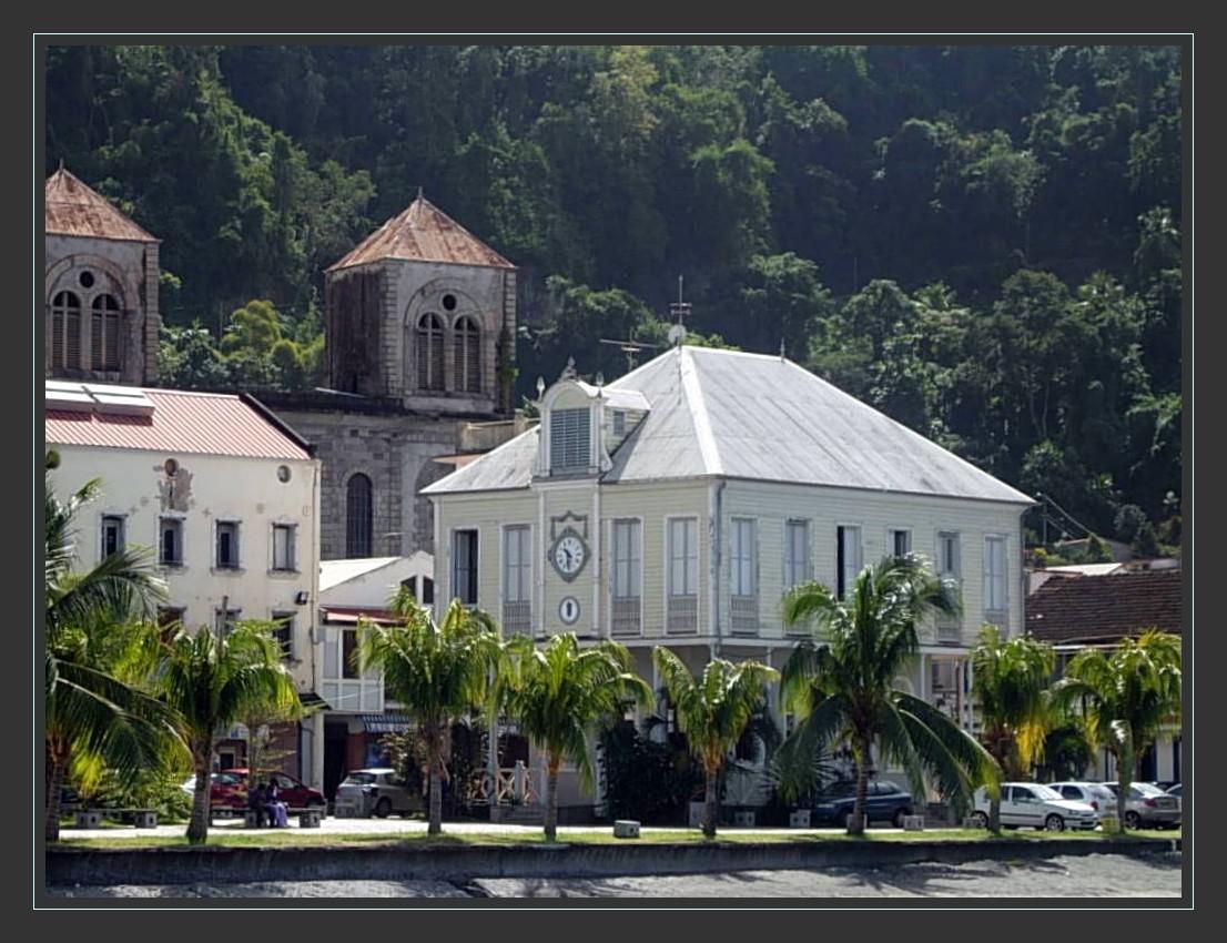 St Pierre - Février 2008 - Martinique
