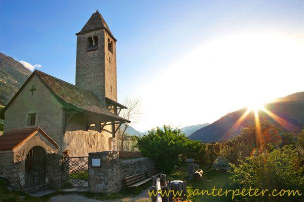 St Prokulus - Naturns - Südtirol
