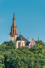 St.-Rochus-Kapelle in Bingen-hochkant