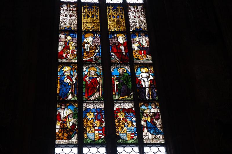 St. Sebald Fenster
