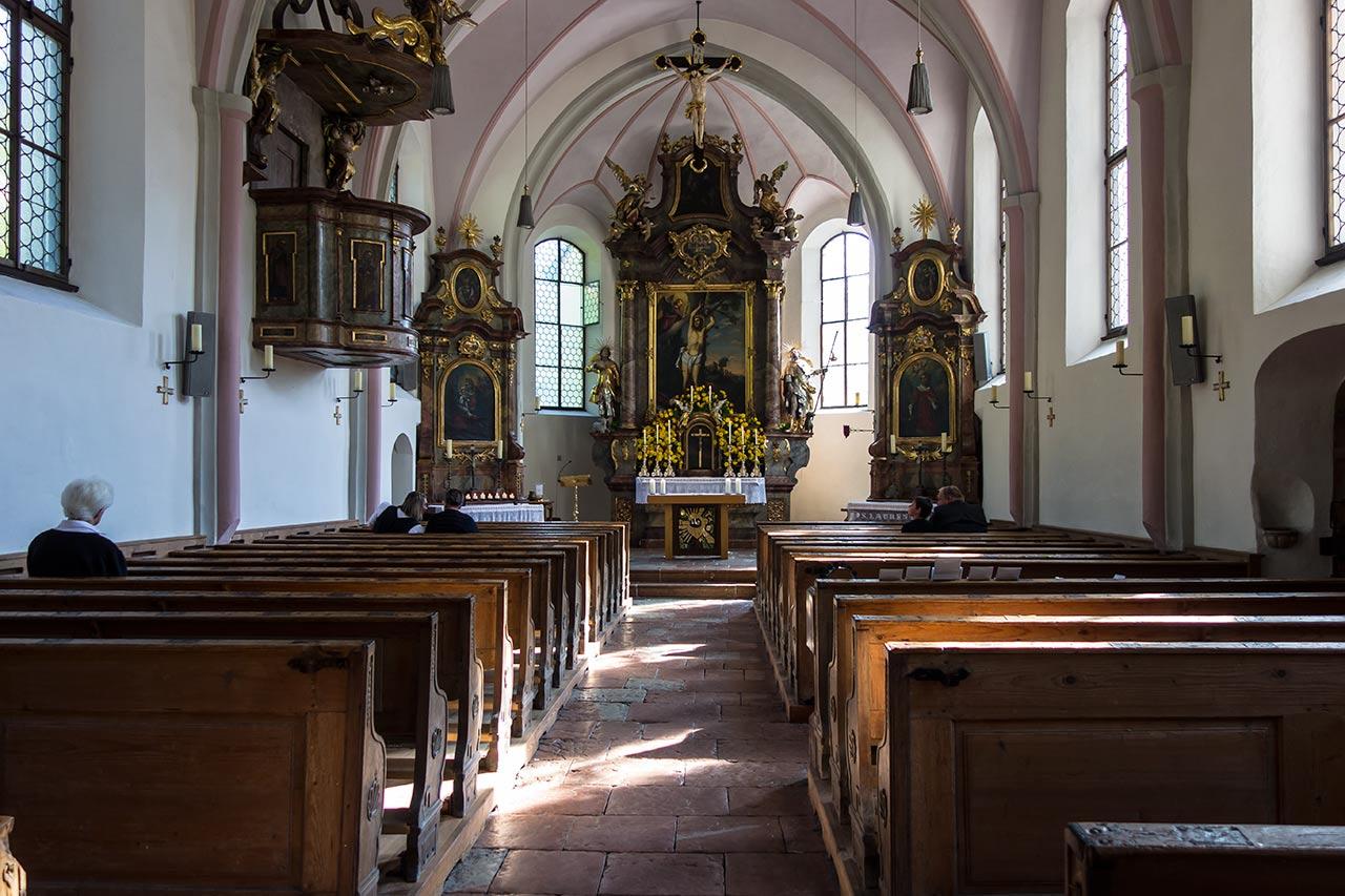 St. Sebastian_Ramsau