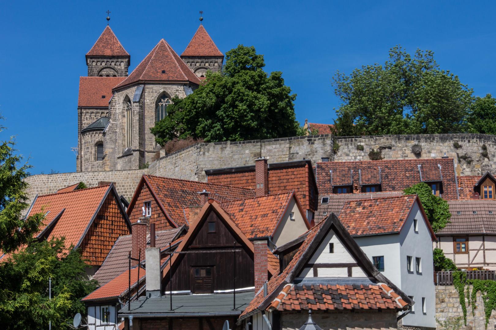 St. Servatii I - Quedlinburg/Ostharz