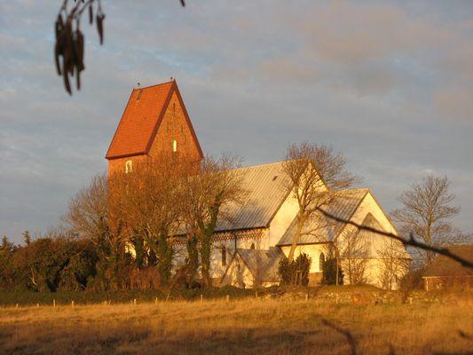 St. Severin Kirche zu Keitum