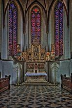 St. Sixtus - Hochaltar