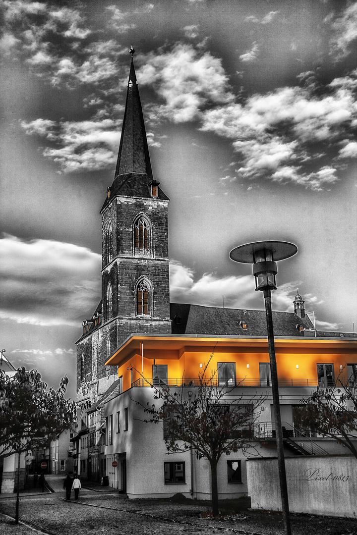 St. Stephani-Kirche Aschersleben
