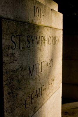 St. Symphorien Military Cemetery