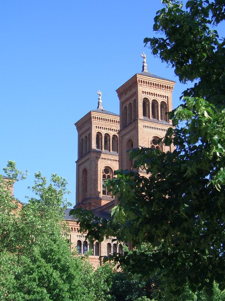 St. Thomas Kirche, Berlin - Kreuzberg