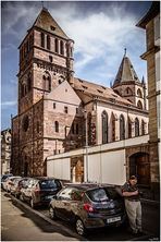 St. Thomas, Straßburg