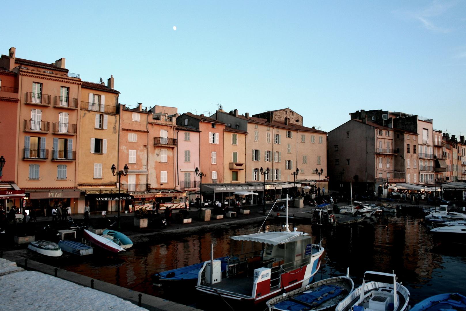 St Tropez.