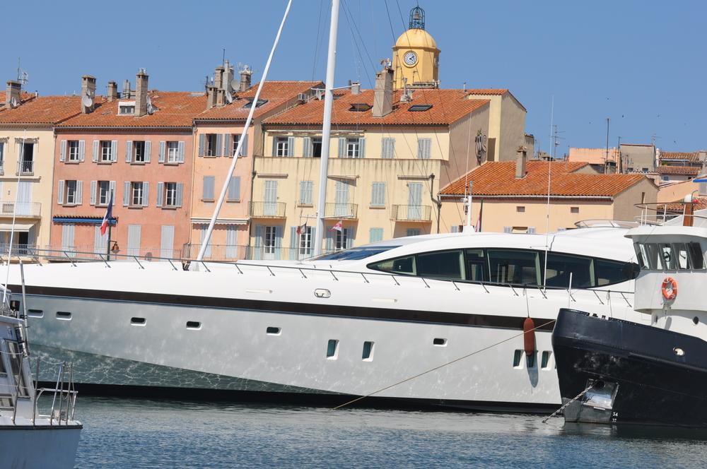 St Tropez sur son 31