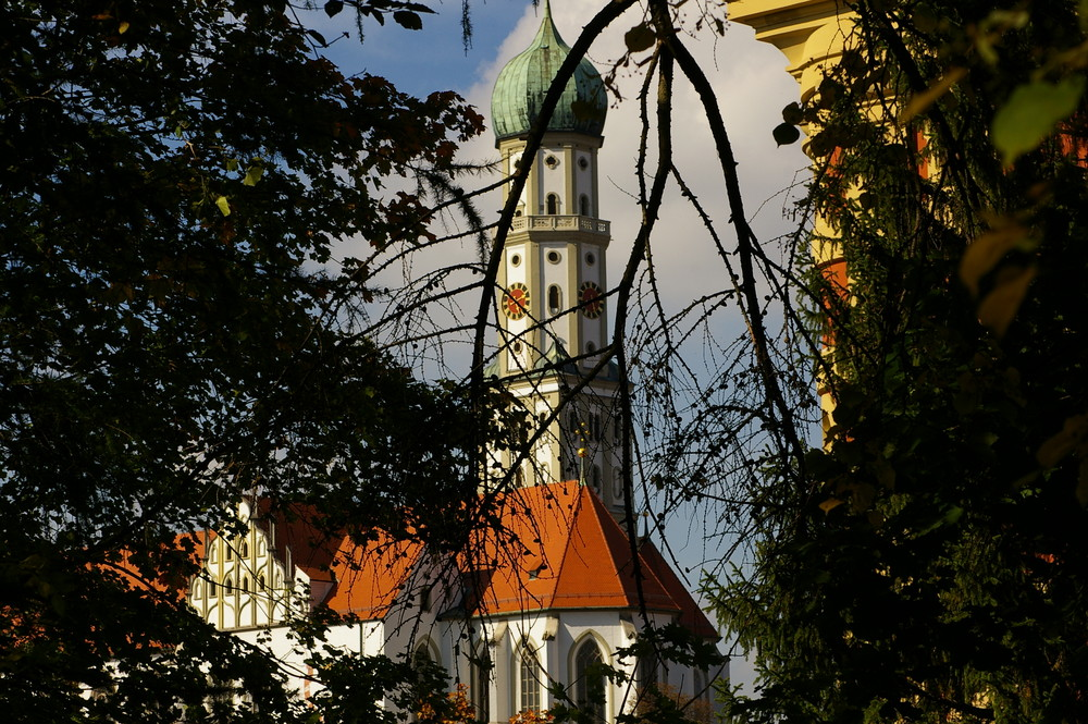 St. Ulrich und Afra