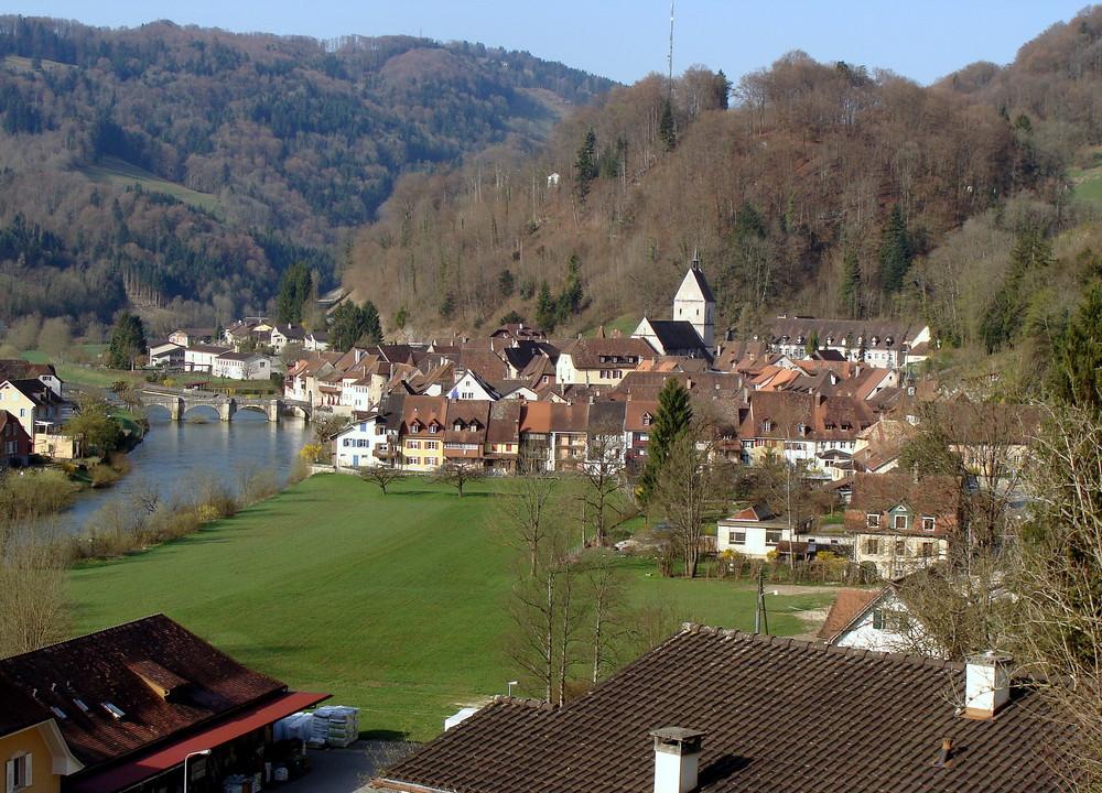 St-Ursanne. (Jura)..01