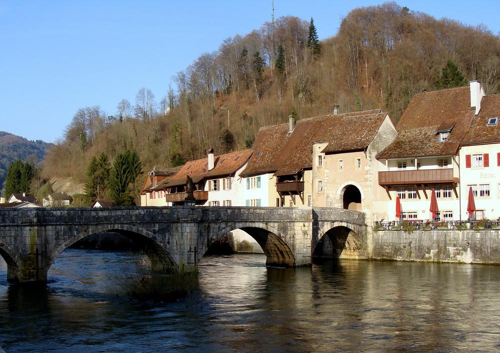 St-Ursanne. (Jura)..04