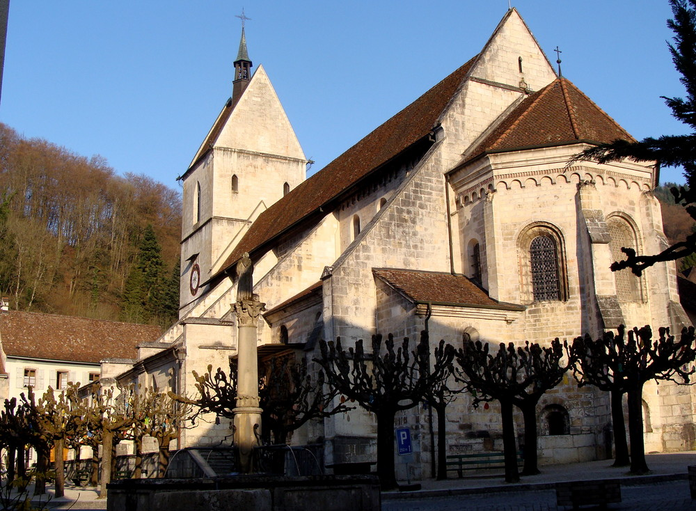 St-Ursanne. (Jura)..05