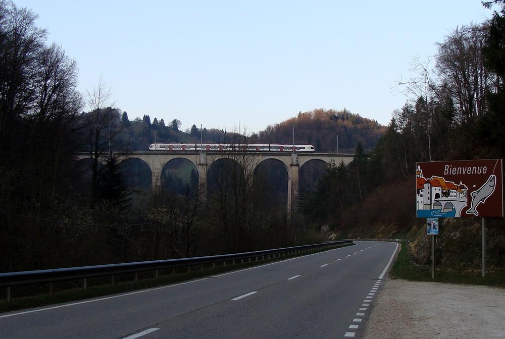 St-Ursanne. (Jura)..08