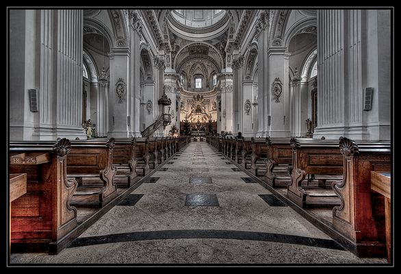 St' Ursen-Kathedrale