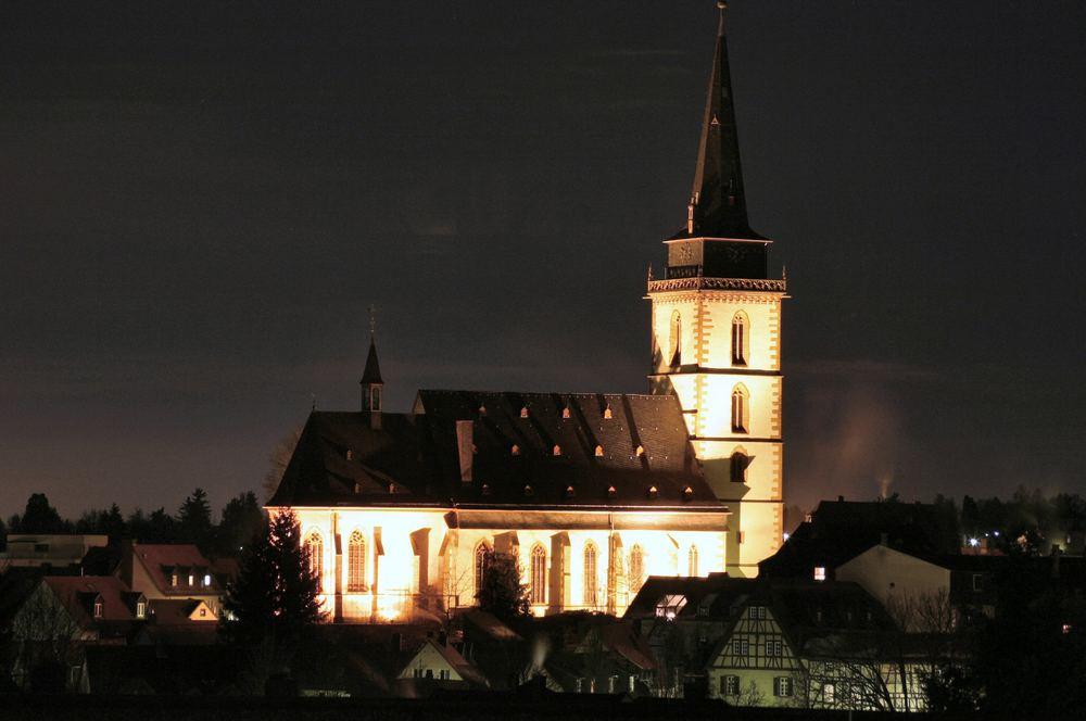 St. Ursula Kirche in Oberursel