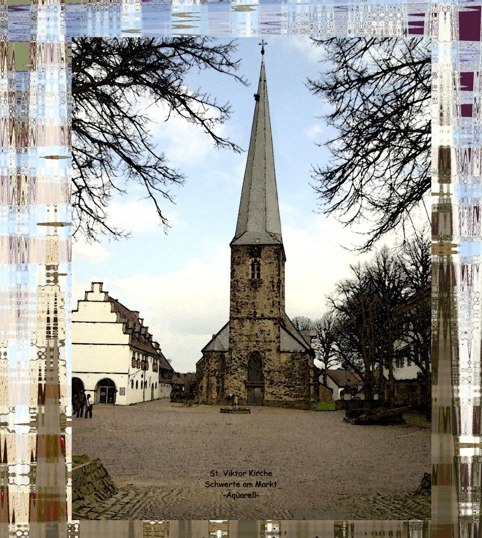 St. Viktor Kirche in Schwerte