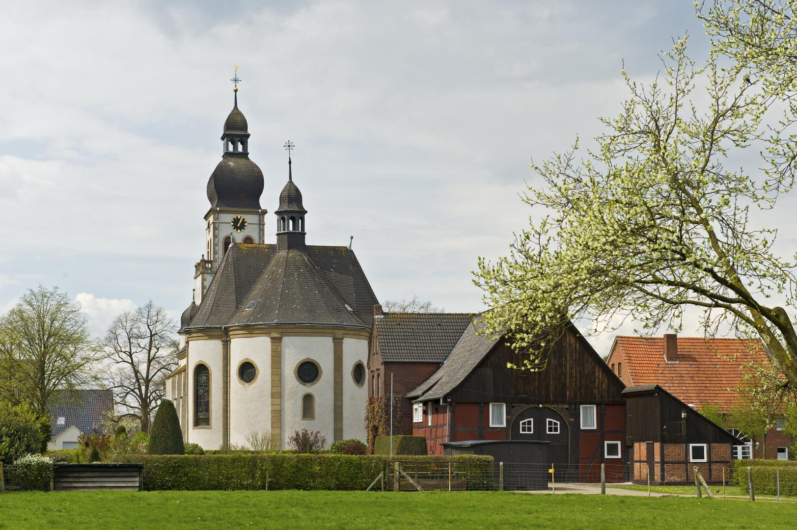 St. Vitus Kirche in Rheda-Wiedenbrück