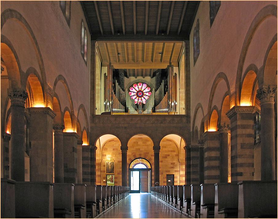 St.-Willibrordus-Basilika, Echternach (L)