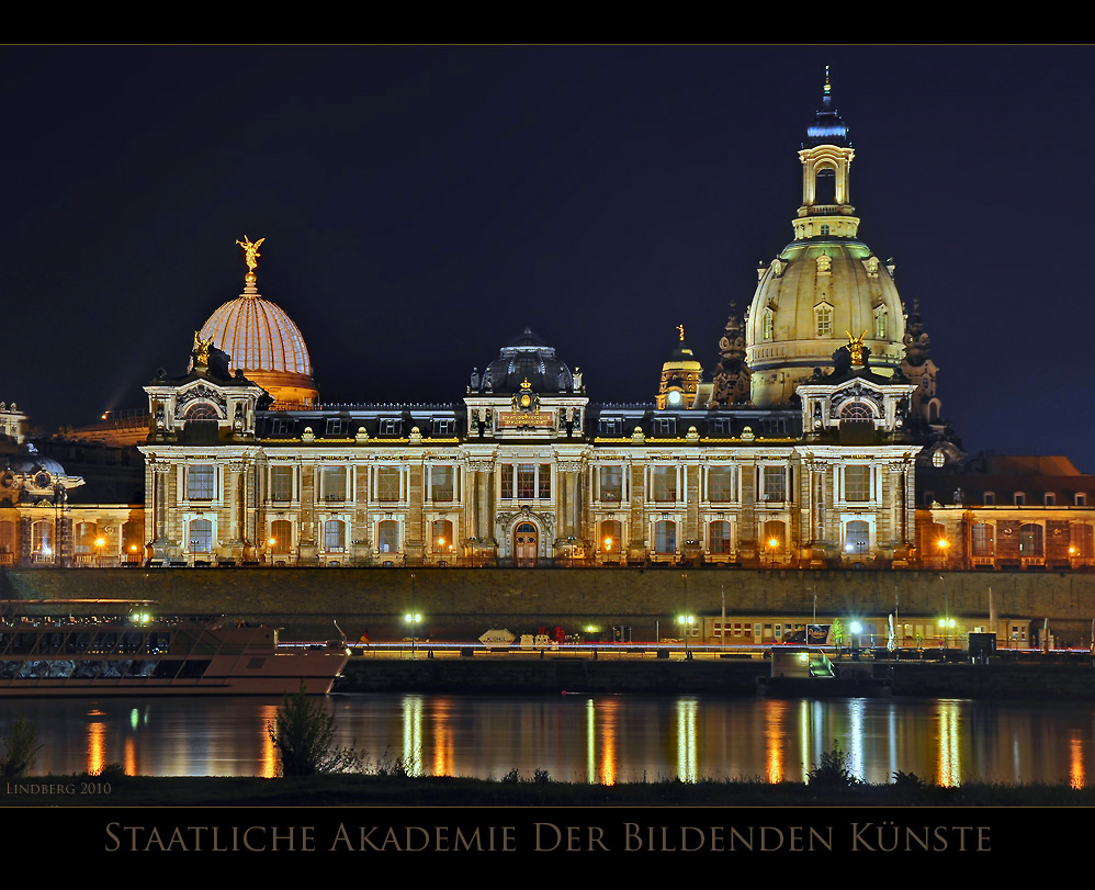 Staatliche Akademie Der Bildenden Künste, Dresden
