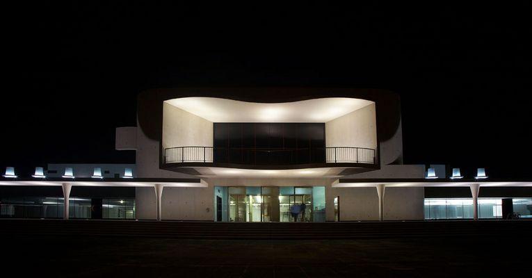 Staatstheater Darmstadt frontal