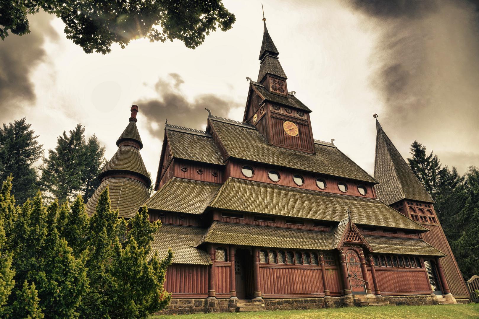 Stabkirche Hahnenklee 1