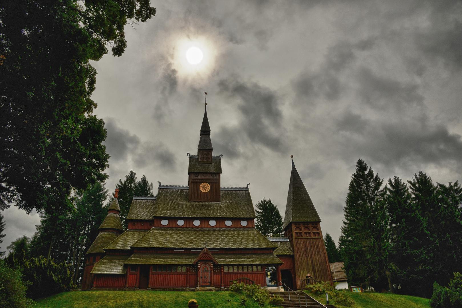 Stabkirche Hahnenklee 2