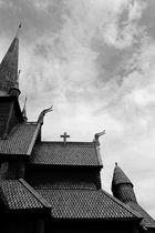 Stabkirche in Lom II