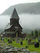 Stabkirche in Norwegen