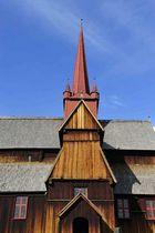 Stabkirche in Ringebu