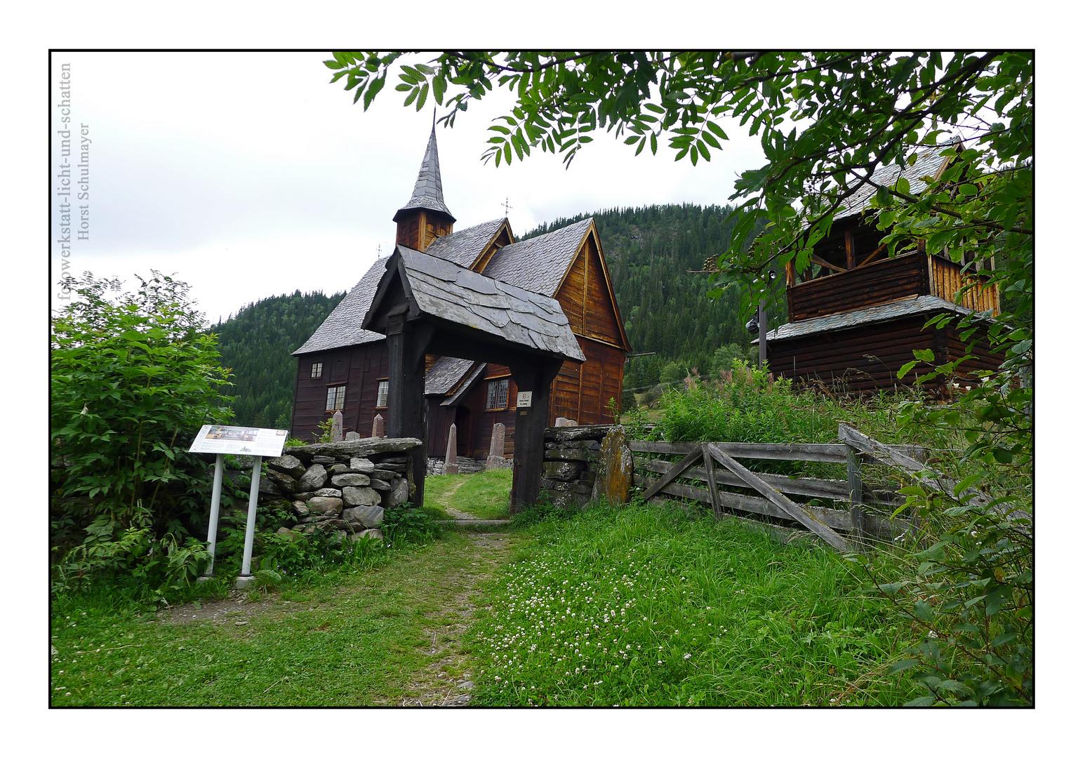 Stabkirche Lomen 1