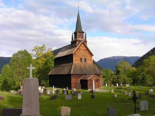Stabkirche (Norwegen)