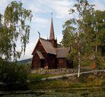 Stabkirche von Garmo