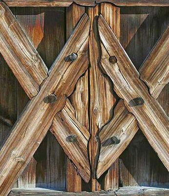 Stable Door - Stalltüre