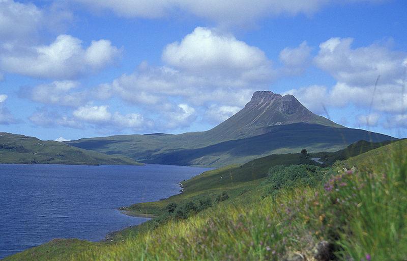 Stac Polly in Schottland