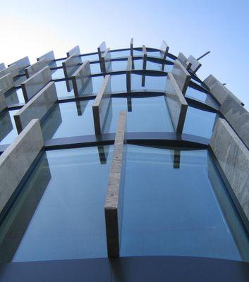 Stachlige Fassaden...