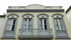 Sta.Cruz de la Palma - Fassaden II
