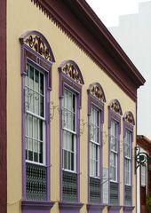Sta.Cruz de la Palma - Fassaden III