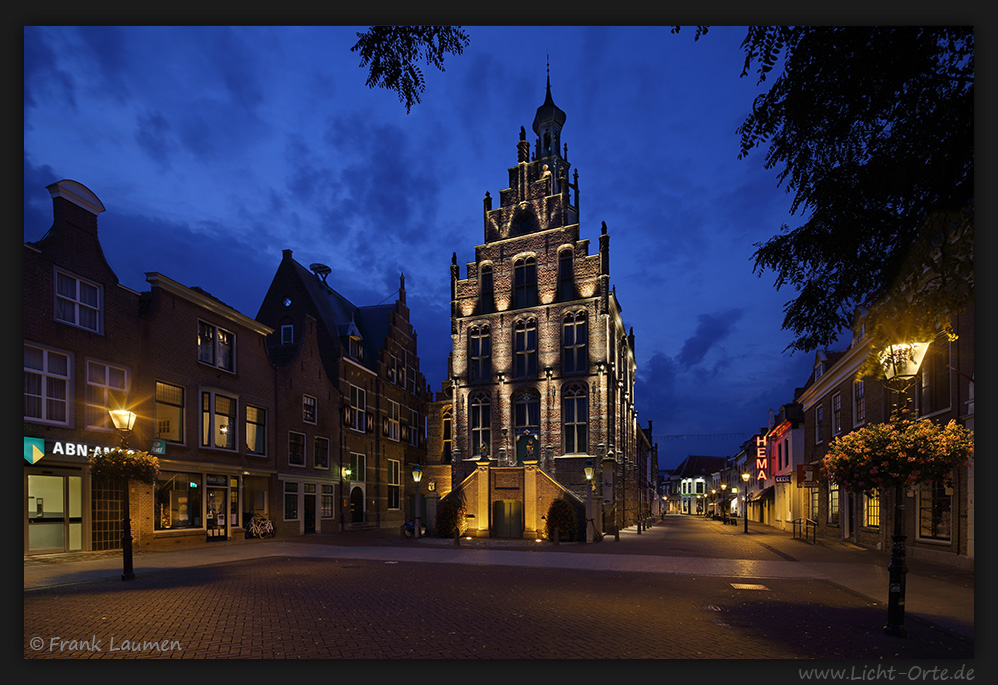 Stadhuis Culemborg - NL