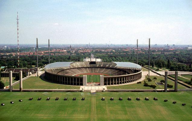 Stadion Berlin 1985